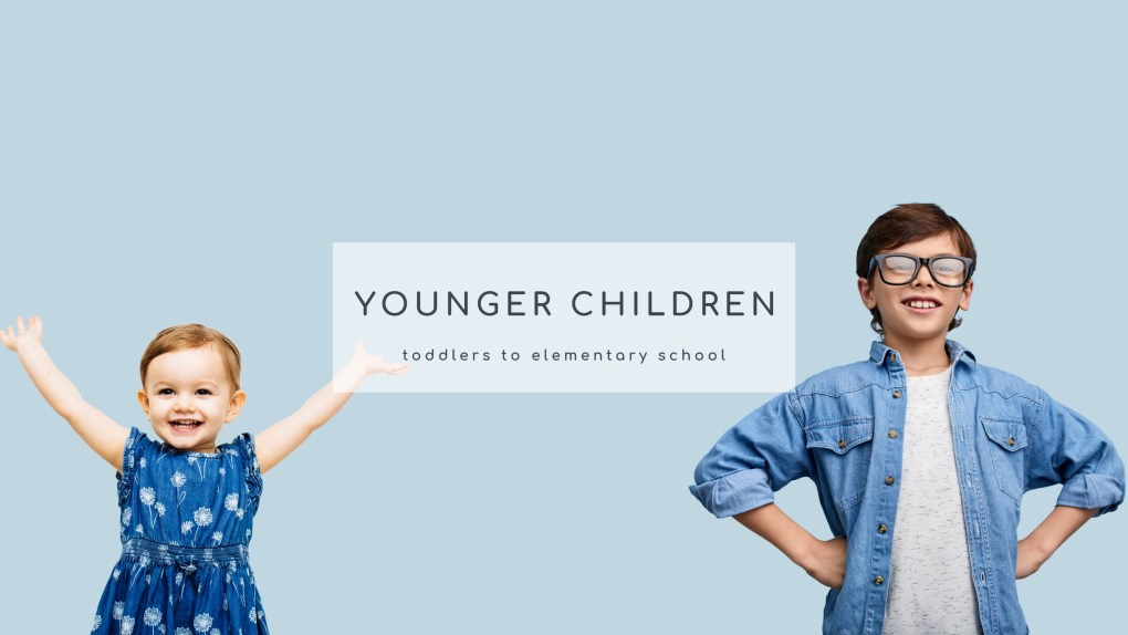Resources for younger children