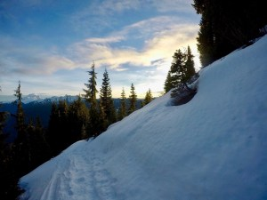 Snowshoeing Skagit County Avalanche Safety