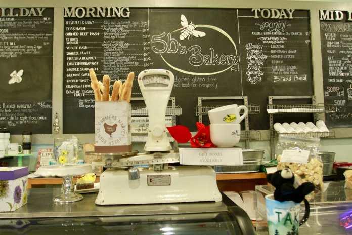 Skagit County Breakfast 5b's Bakery