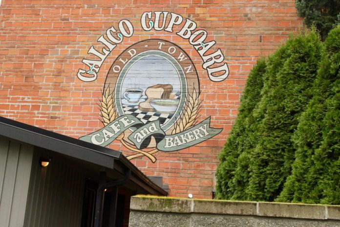 Skagit County Breakfasts Calico Cupboard