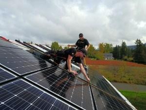 Barron-Heating-solar-installation