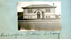 Carnegie Library Historical Photo