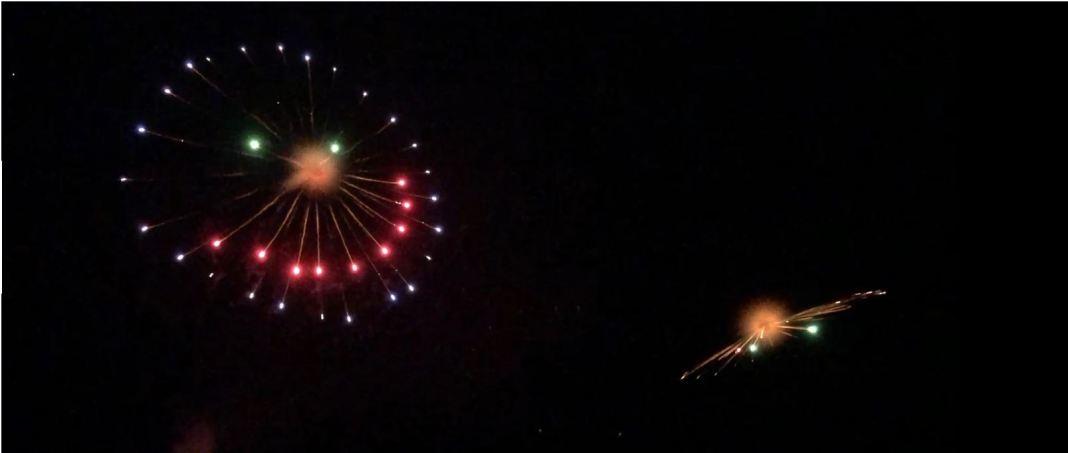 2019 4th of july Fireworks Skagit County Big Lake Fireworks
