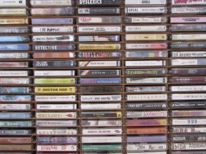 The Business Anacortes Record Store Cassettes
