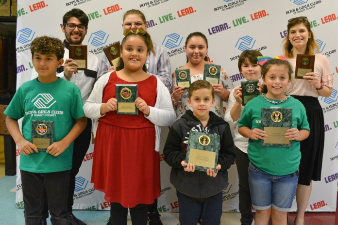 Boys and Girls Clubs of skagit County youth award