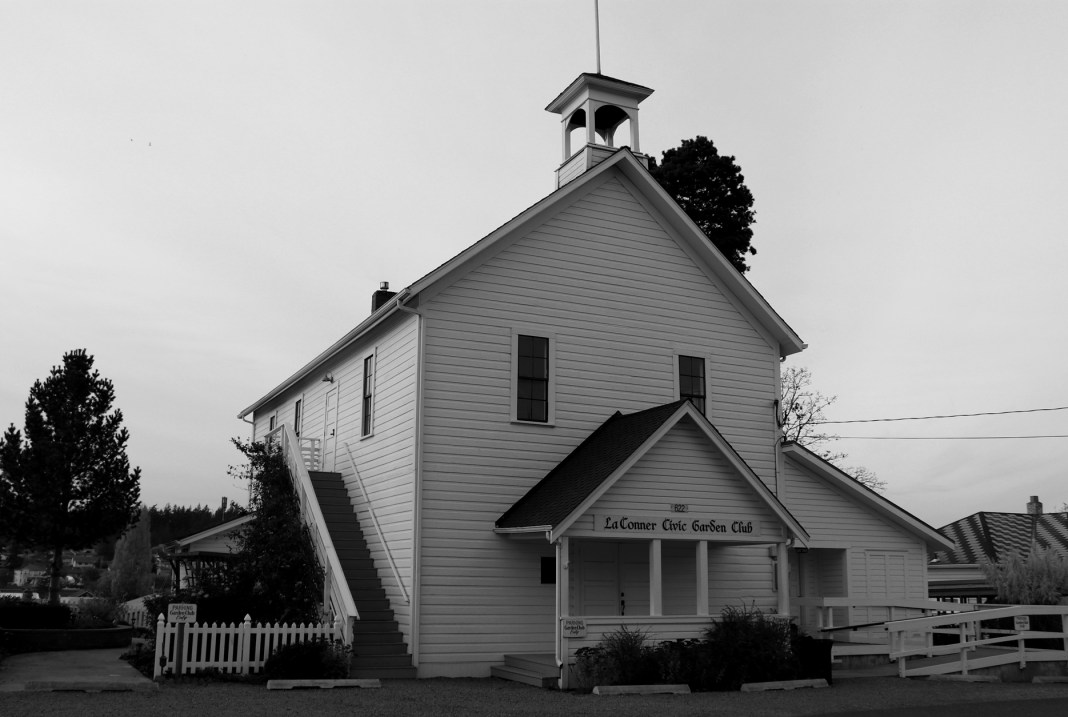 La Conner History Old Grange Hall