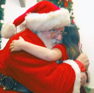 Skagit County Community Giving Santa