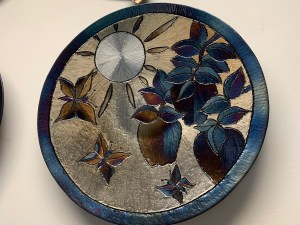 Paul Thorne Blacksmith Anacortes-Copper-Plate