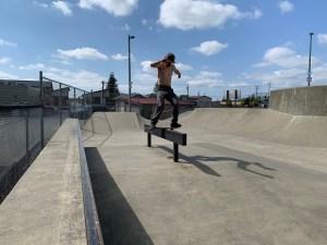 Sedro woolley Skatepark Metcalf Jeremy-on-the-rail