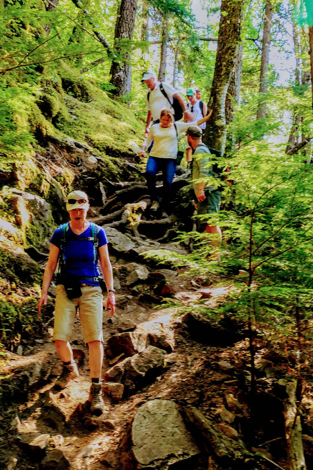 Chilkoot Trail Hike & Float