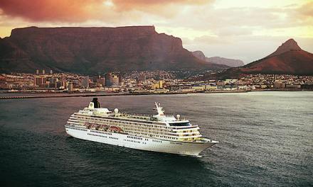2018 Cruise Ship season underway