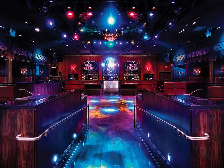 Ryse Nightclub At Ameristar SKAM