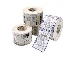 Label – Termo Transfer, Premium, Kasse M/ 12 Ruller – (BxH) 102x102mm