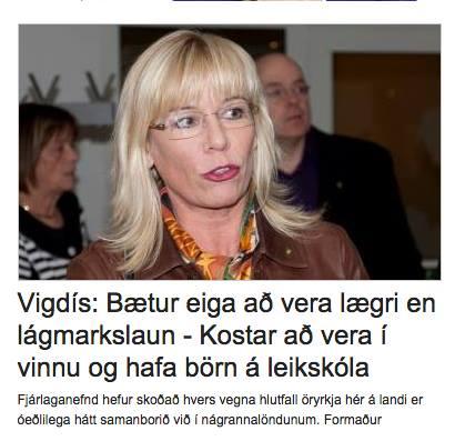 Vigdís Hauks og staðreyndarvillurnar