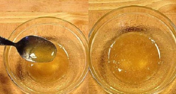 Яжте всяка сутрин лъжица мед с канела резултатът е отличен и ще