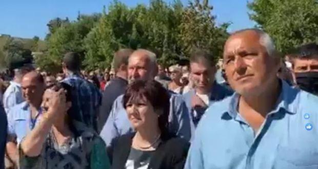 Борисов от Кърджали: Правилно управляваме държавата всичко работи народът не усеща че сме в пандемия