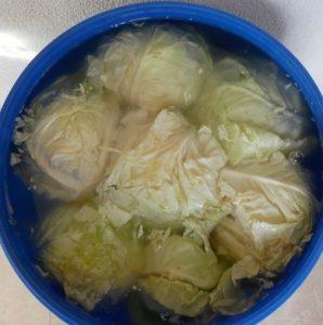 Хрупкаво и крехко кисело зеле за зимата по рецептата на Бай Минчо