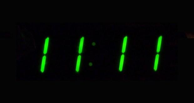Знаете ли какво означава когато видите 11:11 на часовника или телефона си?