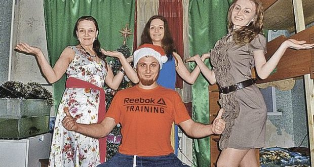 Православен харем: Иван живее с 3 жени и търси още