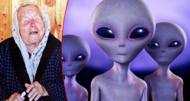 Зловещо пророчество на Ванга за извънземните разтърси света