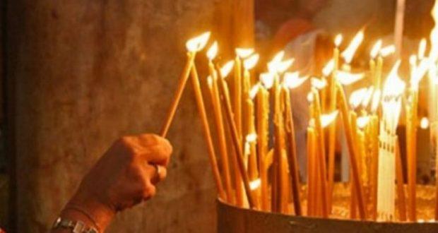 Как да палим свещи в църквата правилно