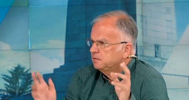 Български професор: Знам целта на коронавируса казвам ви цялата истина