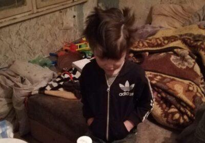 Какво се случи с 6-годишното дете което молеше за филийка хляб отглеждано от психично болната си майка!