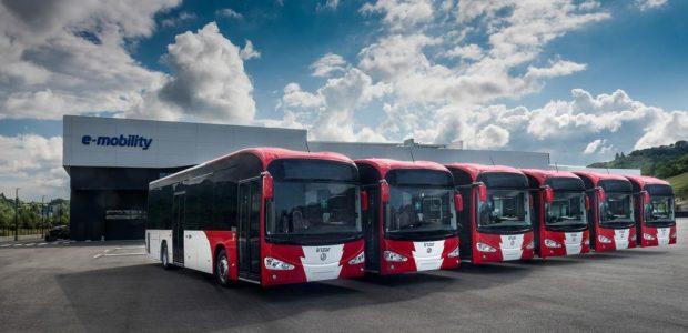 Обществена поръчка на елавтобуси
