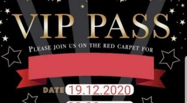 Покана за тайно VIP парти обиколи мрежите! Провокация или истина?