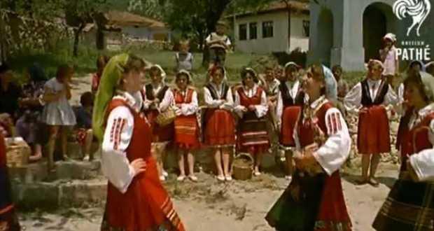 Да си припомним как изглеждаше България през 1965 г. Видеото което стана тотален хит в нета!