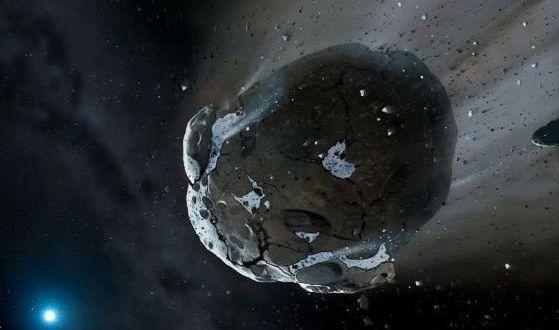 Краят на света идва в петък 13-и 2029 г.