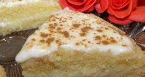 Този сладкиш с грис не се приготвя във фурната... Десерт само за 6 минути!