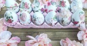 Малко нишесте и 3 салфетки а яйцата стават като нарисувани!