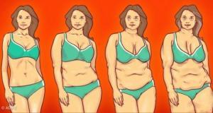9 симптоми на хормонален дисбаланс заради които качвате килограми