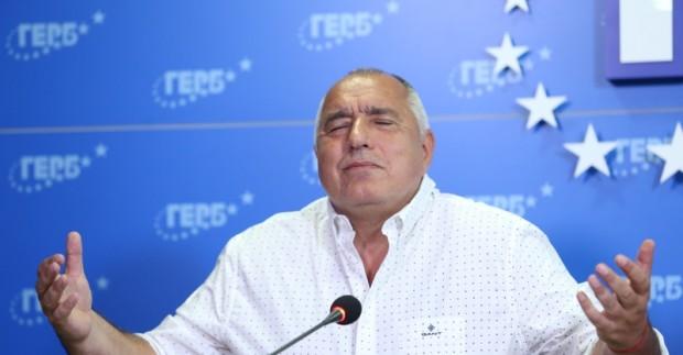 Благодаря г-н Борисов! Появявайте се за да не забравим кой открадна 12 години от живота ни