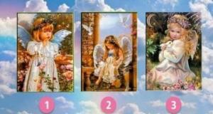 Избери ангелче и то ще ти прошепне какво те очаква през следващите 11 дни!