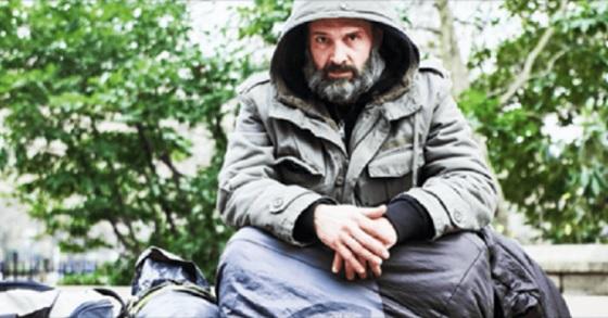 Мъж прекара 60 дни на улицата