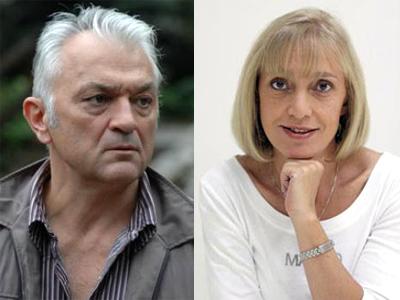 Резултат с изображение за Люба Кулезич и Сашо Диков