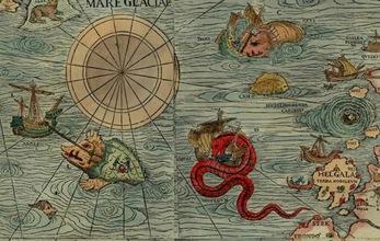 nonstruos mar