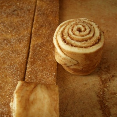 Cinamono ritinėliai (rolls)