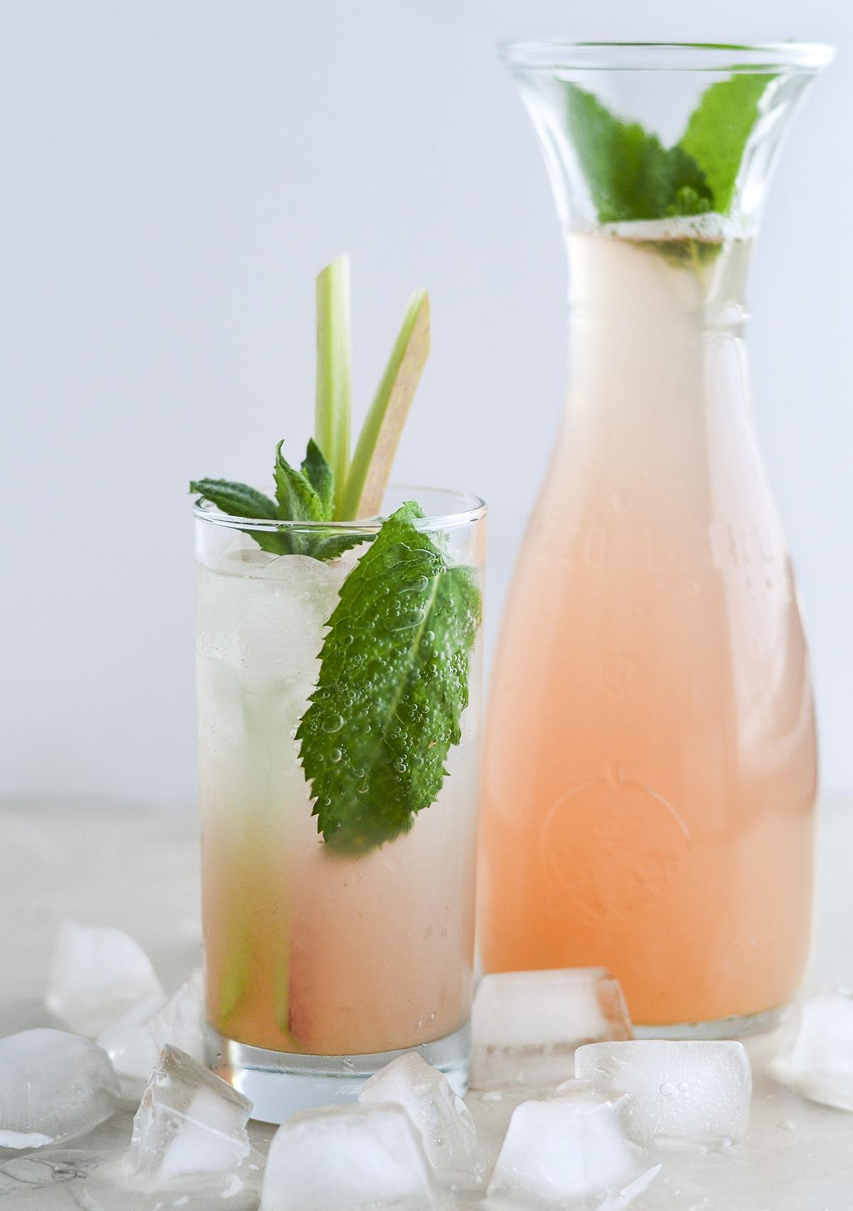 rabarbarų ir mėtų limonadas skanios dienos (4)