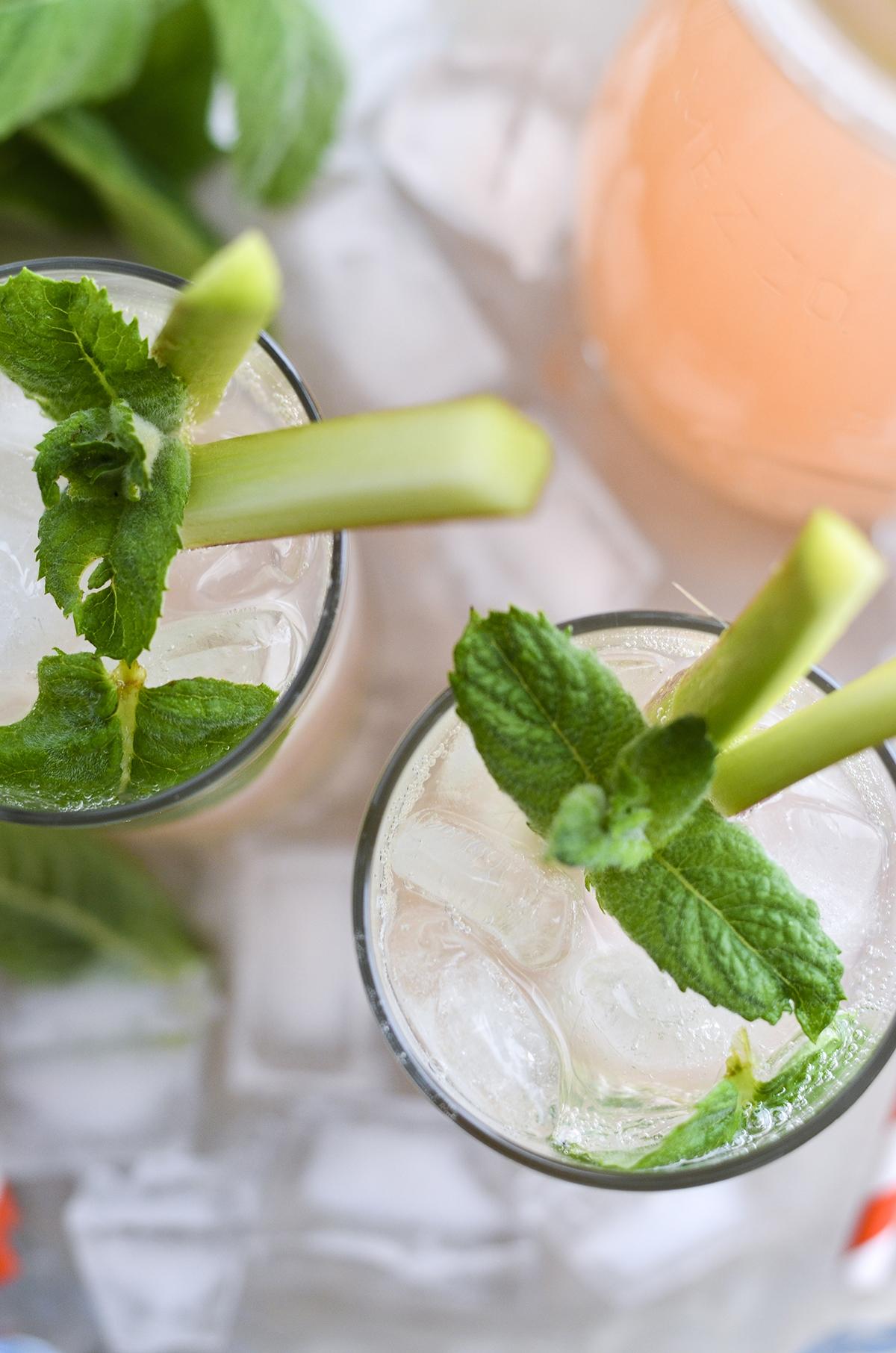rabarbarų ir mėtų limonadas skanios dienos (5)
