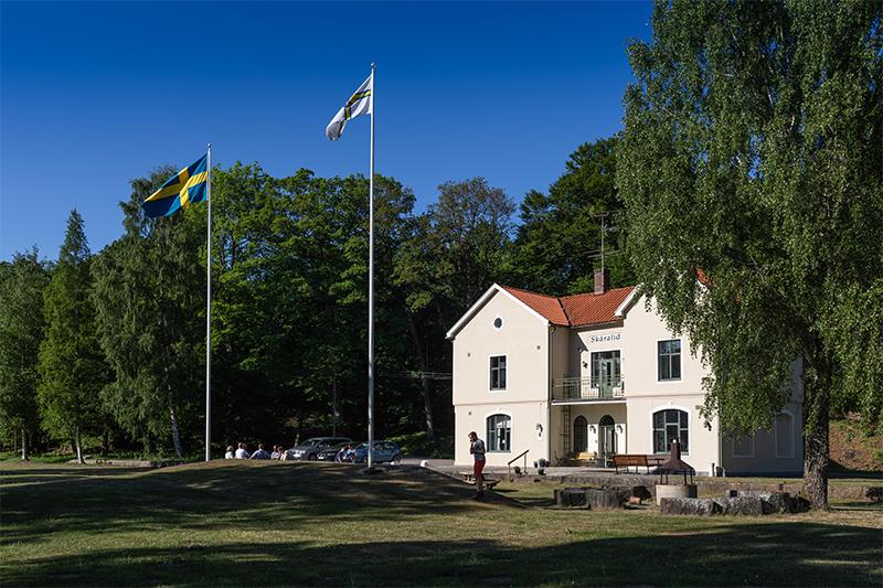 STF Skäralid Vandrarhem Svenska Turistföreningen