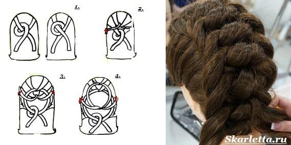 Плетение-кос-виды-и-схемы-плетения-кос-6