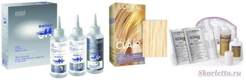 Как-делать-смывку-волос-3
