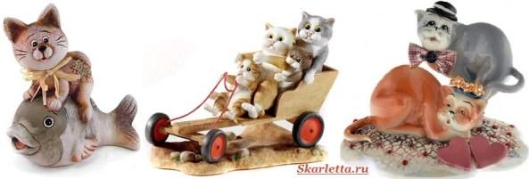 Статуэтки-кошек-9