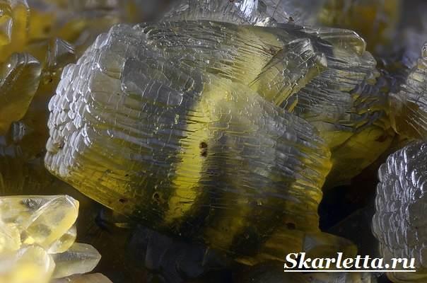Сидерит-Описание-и-свойства-сидерита-8