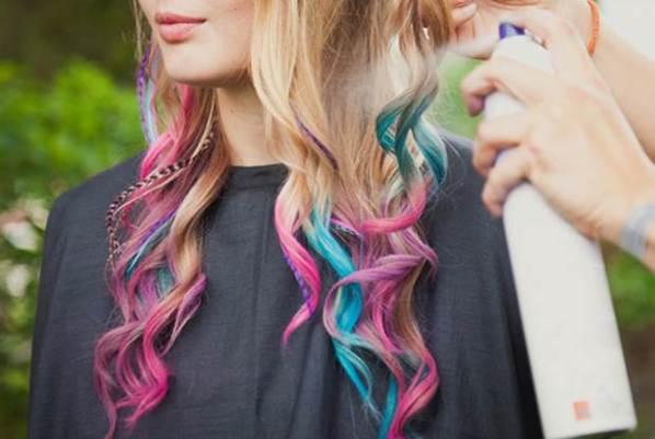 Макияж-для-волос-Фото-примеры-макияжа-на-волосах-8