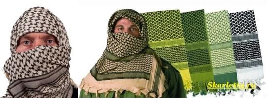 Как-завязать-шарф-на-шее-Способы-завязать-шарф-схемы-и-фото-62