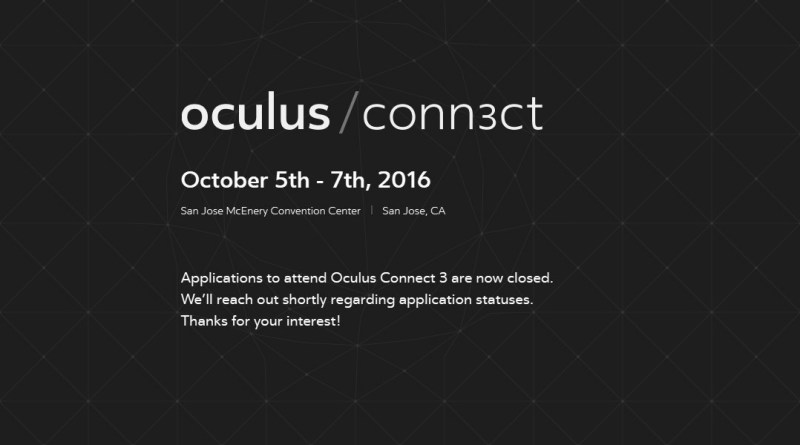 Oculus connect virtual reality